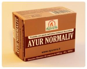 Image of Ayur Normalyv Integratore Alimentare 60 Compresse 935206843