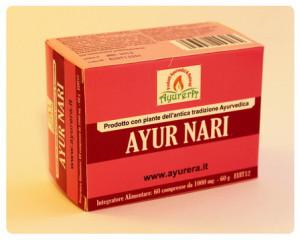 Image of Ayurera Ayur Nari Integratore Alimentare 60 Compresse 935206894
