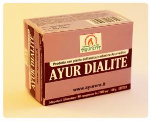 Image of Ayur Dialite Integratore Alimentare 60 Compresse 935208227