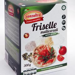 Senzaltro Friselle Multicereali Senza Glutine 300g