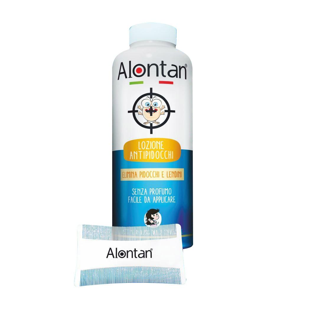 Image of Alontan Antipidocchi Lozione 200ml 935235440