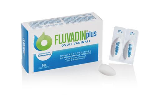 Image of Fluvadin Plus Ovuli Vaginali 10 Pezzi 935307114