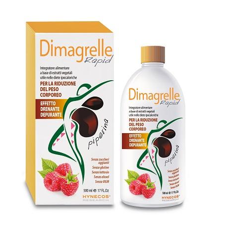 Image of Dimagrelle Rapid Piperina Integratore Alimentare 500ml 935527527