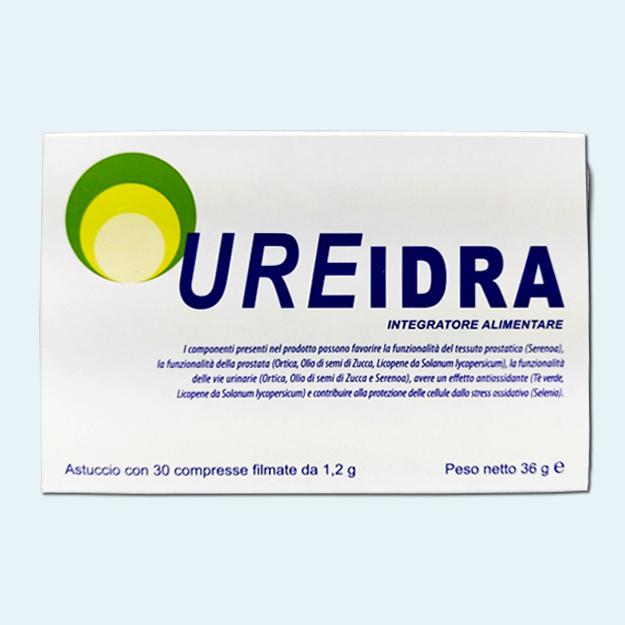 Image of Ureidra Integratore Alimentare 30 Compresse 935584096