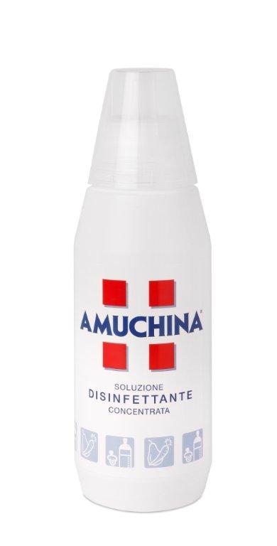 Image of Angelini Amuchina Soluzione Disinfettante Concentrata 100% 500ml