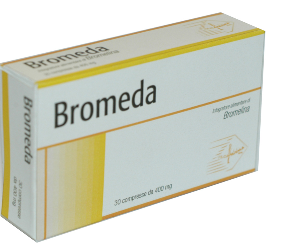 Filca Farma Bromeda Integratore Alimentare 16 Bustine