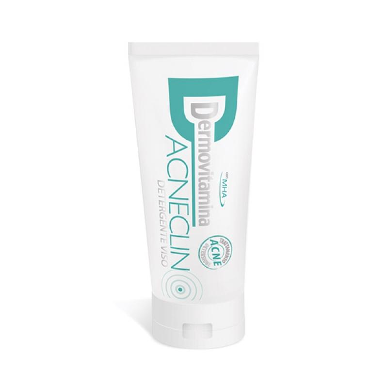Dermovitamina Acneclin Detergente Viso 200ml