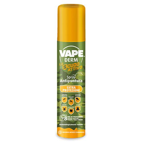 Image of *VAPE LO SCUDO ATTIVO SPR 100 ML 935660542