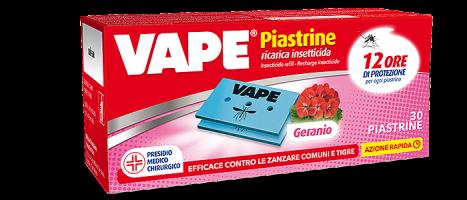 Image of VAPE RIC PIASTRINE ZANZARE C/MISTA 935660884