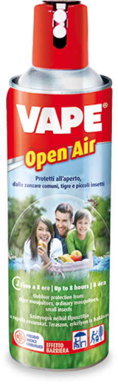Image of VAPE OPEN AIR 500 ML 935660946