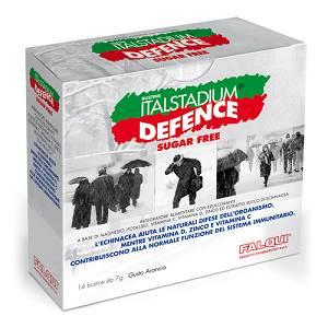 Image of Falqui Italstadium Defence Arancia Integratore Alimentare 14 Bustine 935662662