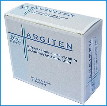 Image of Brg Argiten Integratore Alimentare 20 Bustine 935791448
