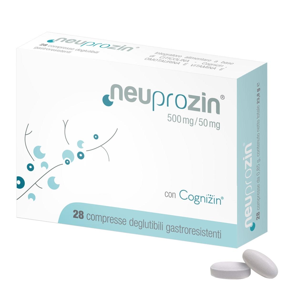 Neuprozin Integratore Alimentare 28 Compresse