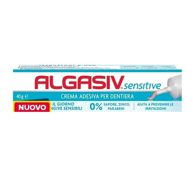 Image of Algasiv Sensitive Crema Adesiva Protesi Dentali 40g 935836419