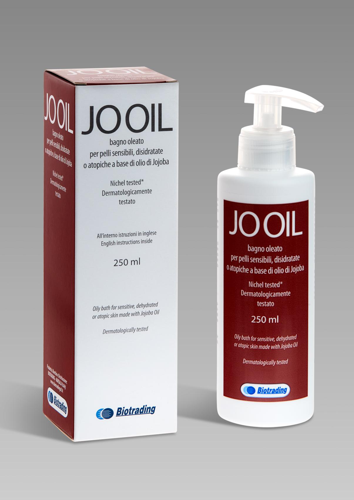 Image of Biotrading Jo Oil Bagno Oleato 250ml 935964054