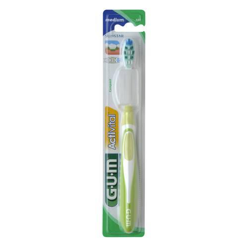 Gum Activital 583 Spazzolino Setole Medie Com