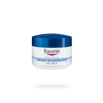 Image of Eucerin 5% Urea Crema Rigenerante Con Carnitina 75ml 937463356