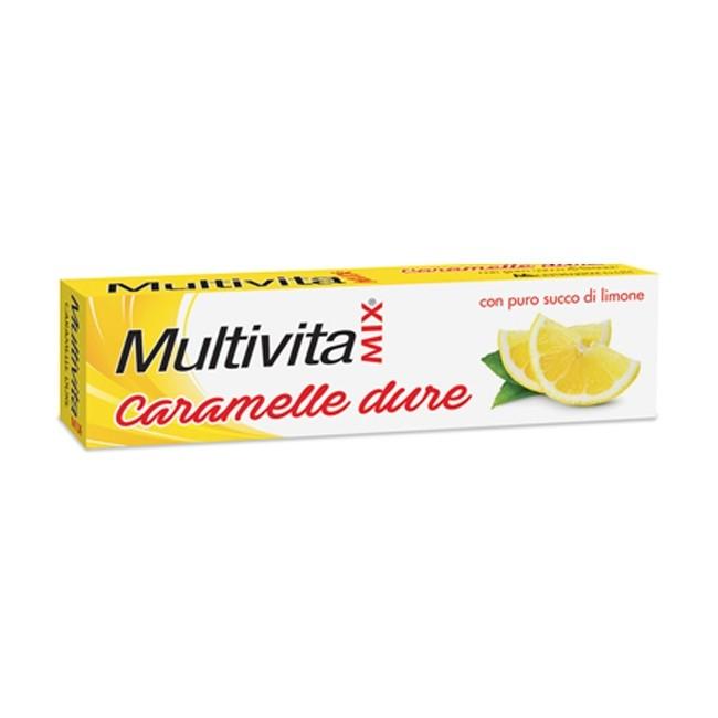 Image of Multivitamix Caramelle con Succo di Limone 12 Caramelle