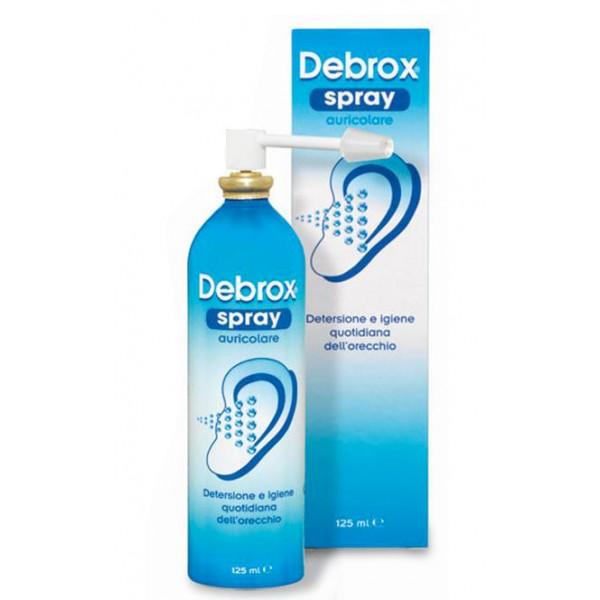 Debrox Spray Auricolare 125ml