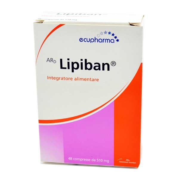 Image of Ard Lipiban Integratore Alimentare 48 Compresse 938820115