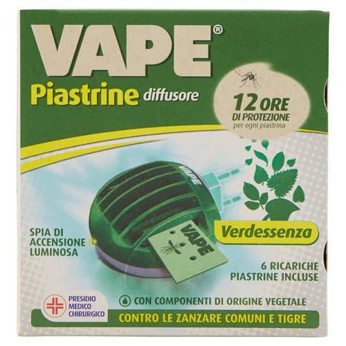 Image of *VAPE E/MANATORE VERDESSENZA +6 PIA 938865692