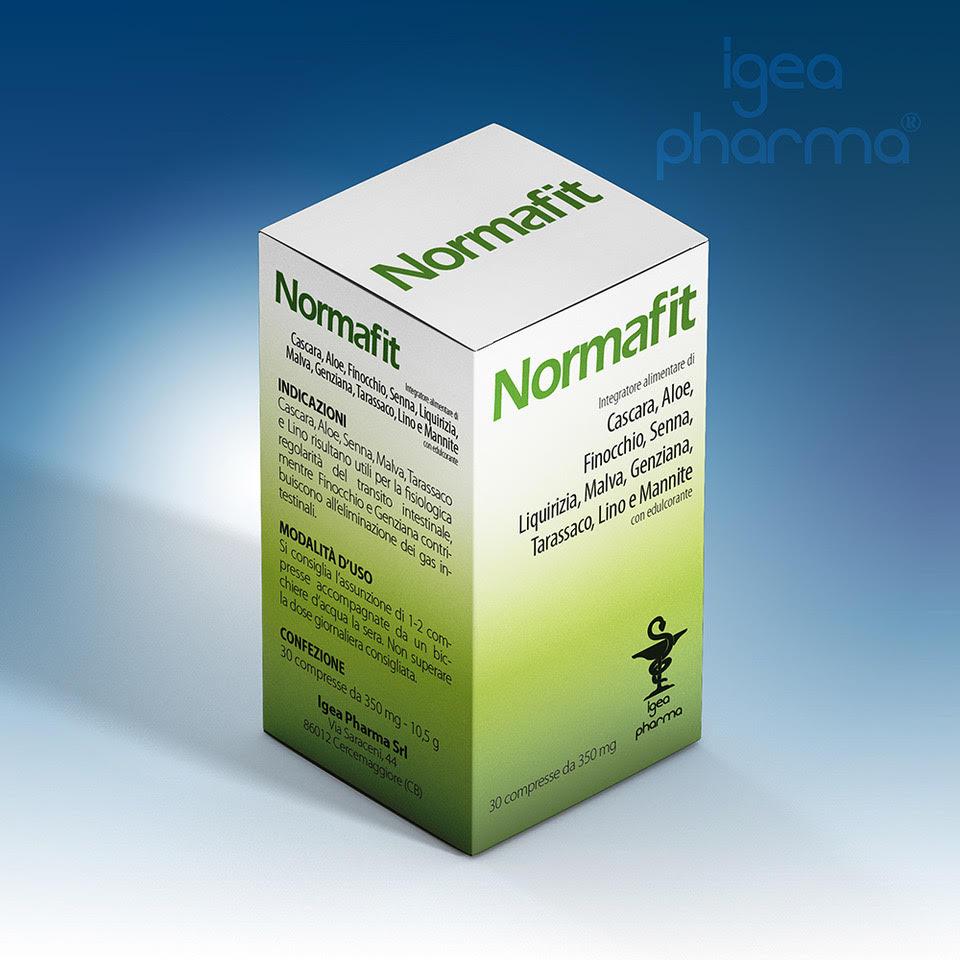 Image of Normafit Integratore Alimentare 30 Compresse 938865767