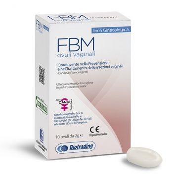 Image of Biotrading Fbm Ovuli Vaginali 10 Pezzi Da 20g 938965377