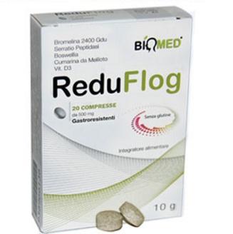 Image of Biomed Reduflog Integratore Alimentare 20 Compresse 938966138