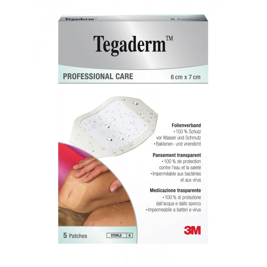 Image of 3M Tegaderm Medic Trasp 6x7cm 5pz 938971823