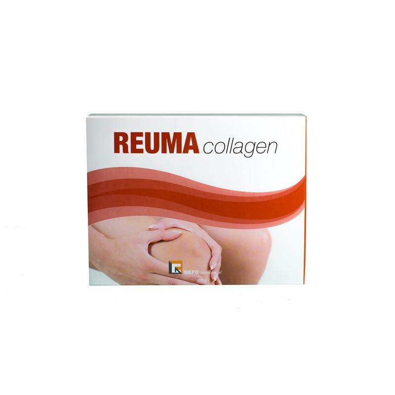Image of Gefo Reuma Collagen Integratore Alimentare 30 Bustine 939019713