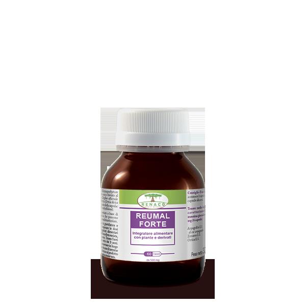 Renaco Reumal Forte Integratore Alimentare 60 Capsule