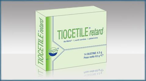 Image of Farma Valens Tiocetile Retard Integratore Alimentare 14 Bustine Da 4,5g 940016658