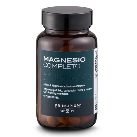 Bios Line Principium Magnesio Completo Integratore Alimentare 90 Compresse