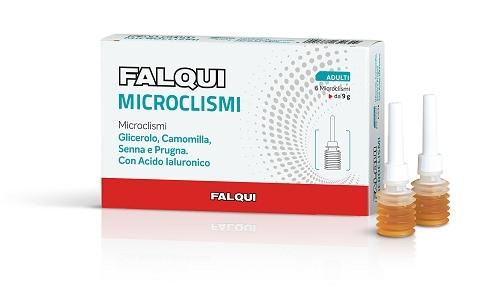 Image of Falqui Microclismi Per Adulti 6 Pezzi 941802732