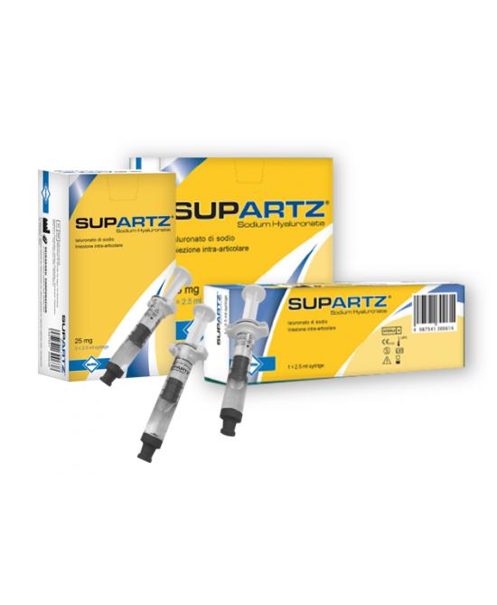 Image of Supartz Siringa Intra-articolare 2,5ml 5 Siringhe