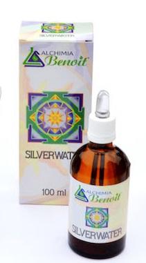 Image of Benoit Silver Water Acqua Bidistillata argento Ionico e Colloidale 100ml 970157107