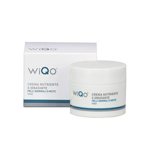 Image of Wiqo Crema Nutriente Idratante Per Pelli Normali O Miste 50ml 970176323