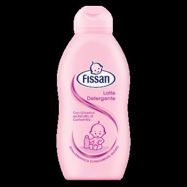 Image of Fissan Latte Detergente Ipoallergenico 200ml 970200212