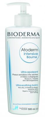 Image of Bioderma Atoderm Intensive Baume Trattamento Lenitivo E Dermo-Rinforzante 500ml 970277531