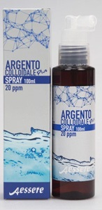Image of Argento Colloidale Plus Spray 20ppmm 100ml 970297634