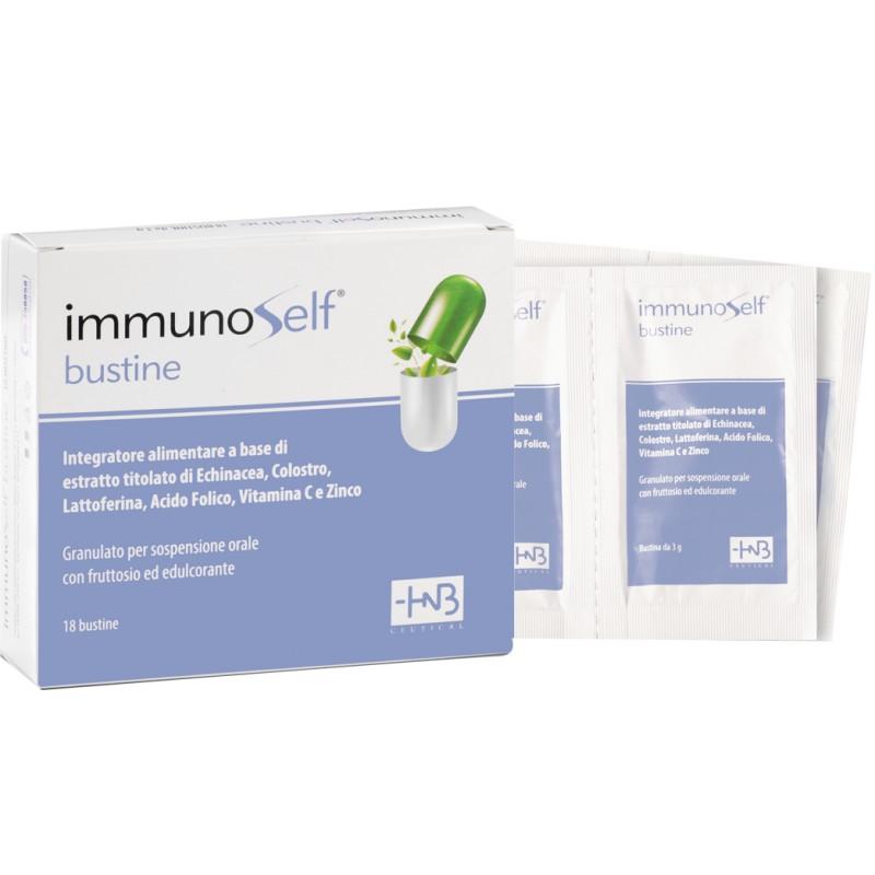 Image of Derma Team Immunoself Integratore Alimentare 18 Bustine 970332995
