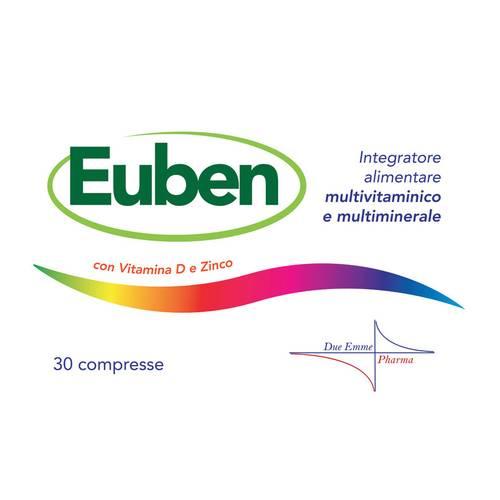 Image of Euben Integratore Alimentare 30 Compresse 970358952