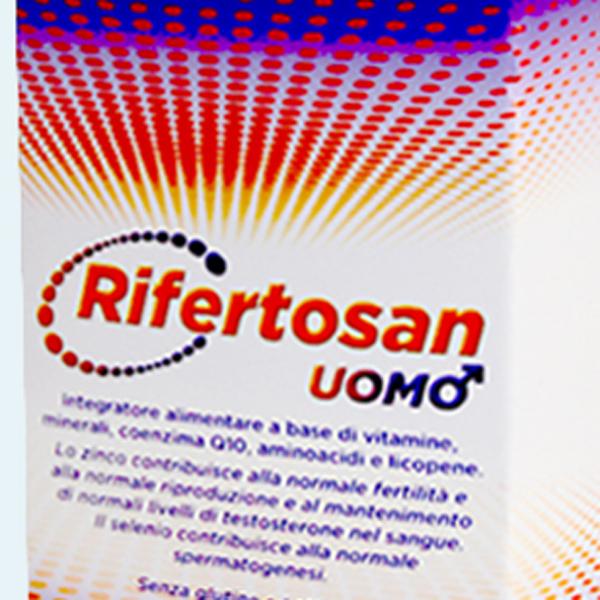 Image of Androsystems Rifertosan Uomo Integratore Alimentare 30 Bustine 970370793