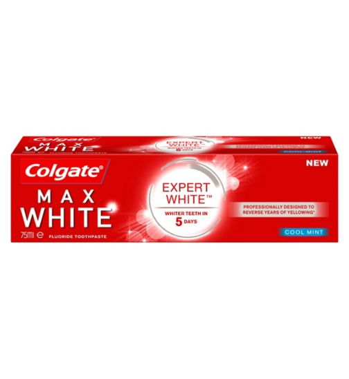 *COLGATE DENT EXPERTE WHITE 75 ML