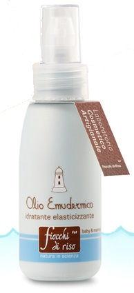 Image of Fiocchi Di Riso Olio Emudermico Idratante Elasticizzante 70ml 970391001