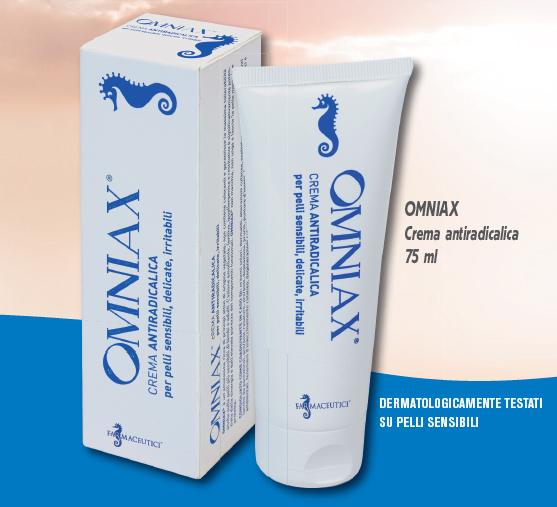 Image of Farmaceutici Omniax Crema Antiradicalica 75ml 970450971