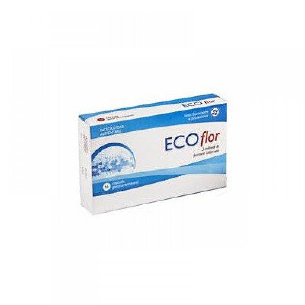 Image of Aqua Viva Ecoflor Boulardii Integratore Alimentare 10 Capsule 970488781