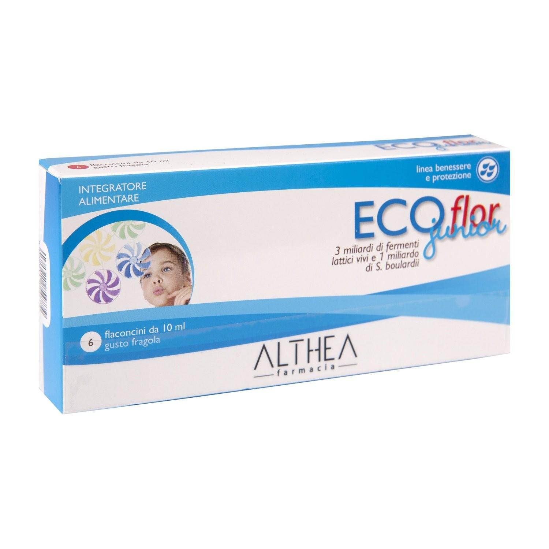 Image of Aqua Viva ECOflor Junior Integratore Alimentare 6 Flaconcini 970488856