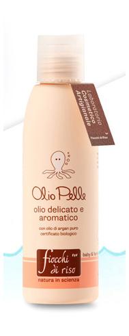 Image of Fiocchi Di Riso Olio Pelle Olio Delicato E Aromatico 140ml 970517583