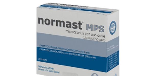 Epitech Normast MPS Microgranuli Per Uso Orale Via Sublinguale Integratore Alimentare 20 Bustine